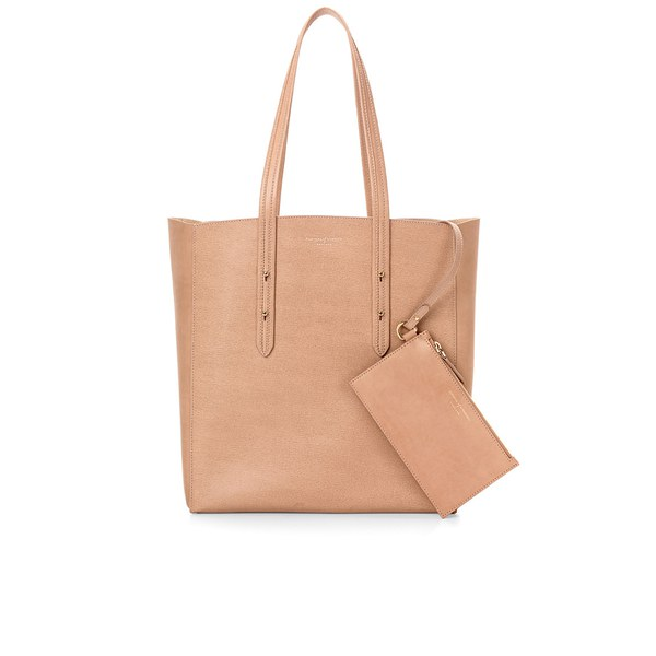 Aspinal of London Women's Essential Tote Bag - Deer Brown