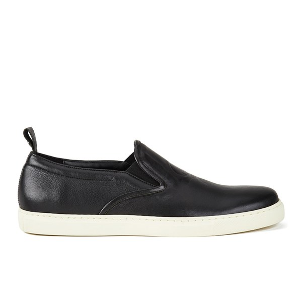 Vivienne Westwood Man Men S Slip On Leather Trainers