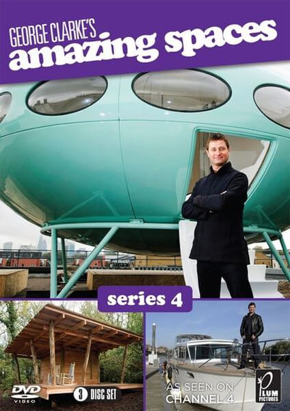 George Clarke's Amazing Spaces: Series 4