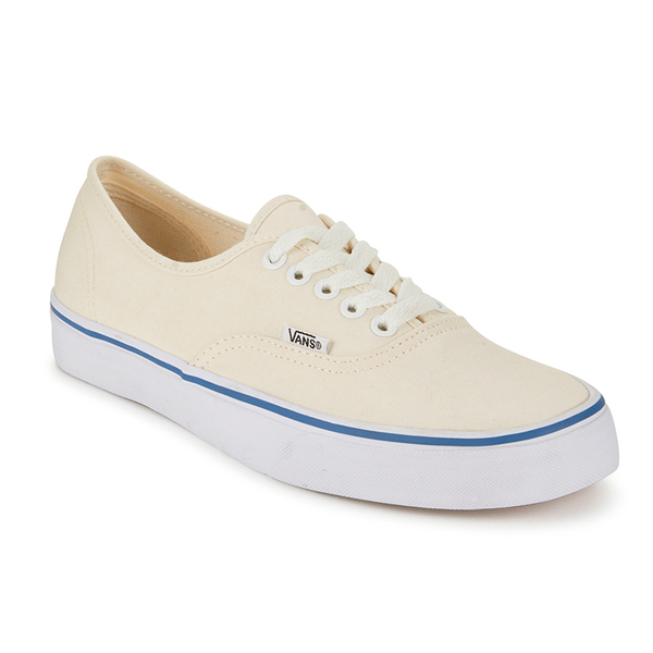 Vans Authentic Trainers - Cream Clothing | TheHut.com