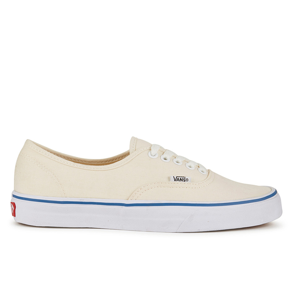 Vans Authentic Canvas Trainers - White  Image 1 aba7adbb97