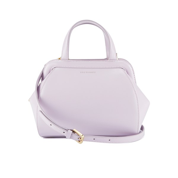 Lulu Guinness Women's Small Paula Tote Bag - Pale Pink