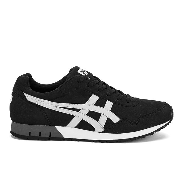 Asics Lifestyle Men's Curreo Trainers - Black/Soft Grey: Image 1