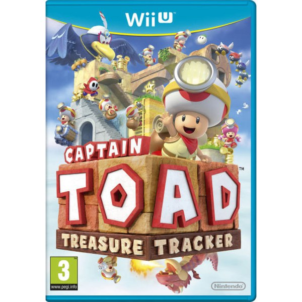 Captain Toad: Treasure Tracker - Digital Download