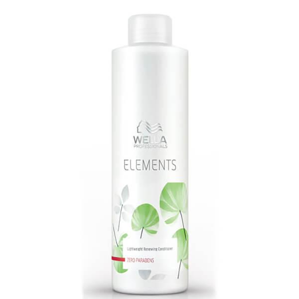 Après-shampooing Wella Professionals Elements Light Renew Conditioner (1000 ml)