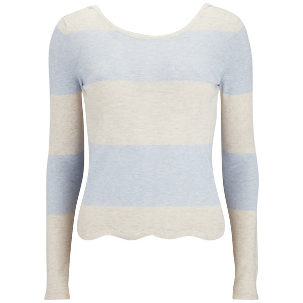 Vero Moda Women's Mirella Jumper - Baby Blue