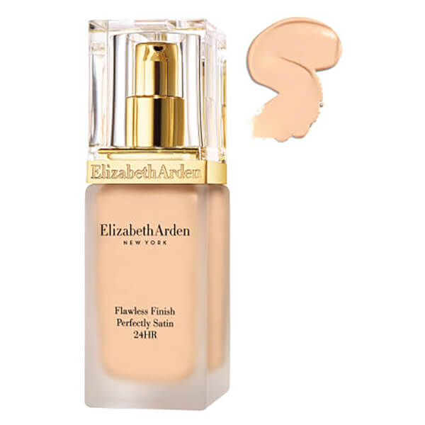 Elizabeth Arden Flawless Finish Perfectly Satin 24HR Makeup SPF15 (30 ml) (Différentes teintes)