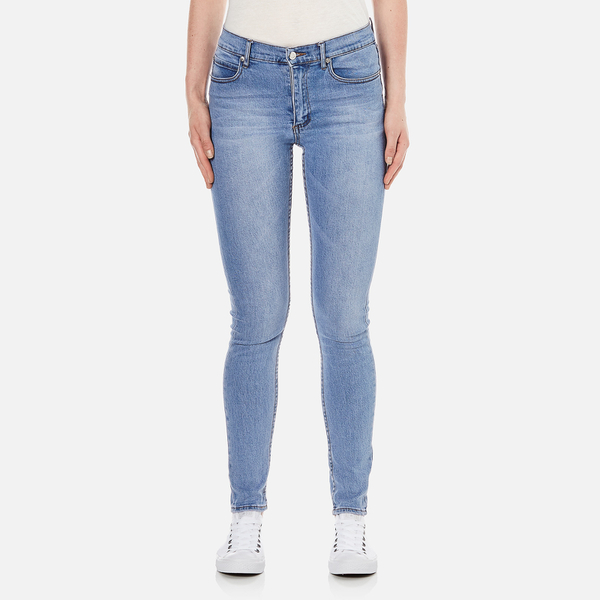Cheap monday high waisted jeans review