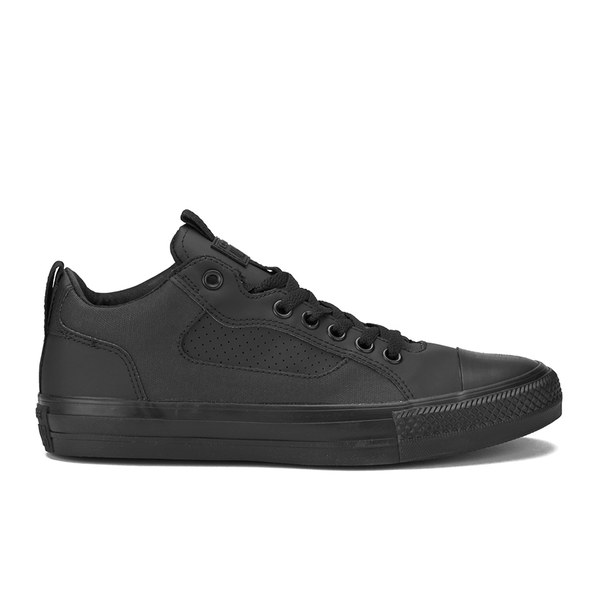 Converse Men's Chuck Taylor All Star Asylum Canvas Trainers - Black Monochrome
