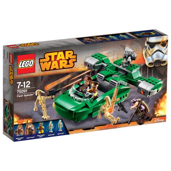 LEGO Star Wars: Flash Speeder™ (75091)