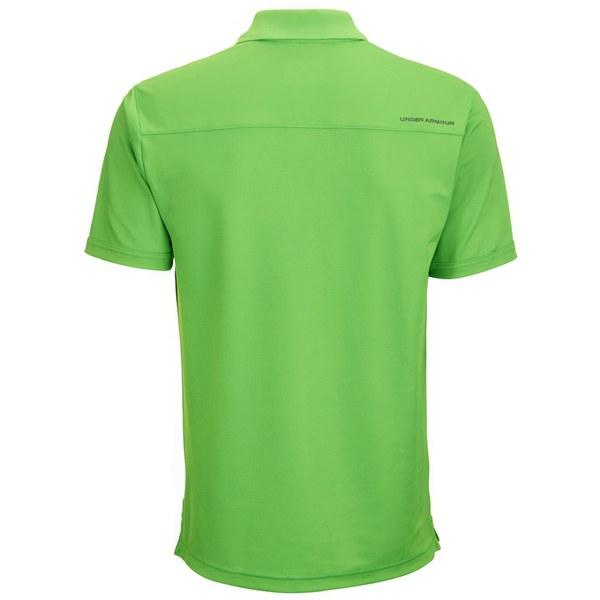 Under armour men 39 s ua performance polo shirt academy for Academy under armour shirts