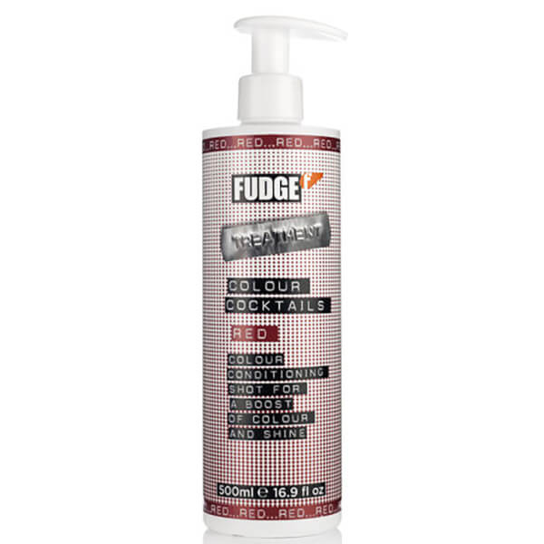 Fudge Color Cocktail - Red (500ml)