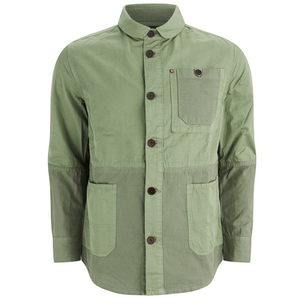 Mens Fashion Overshirt