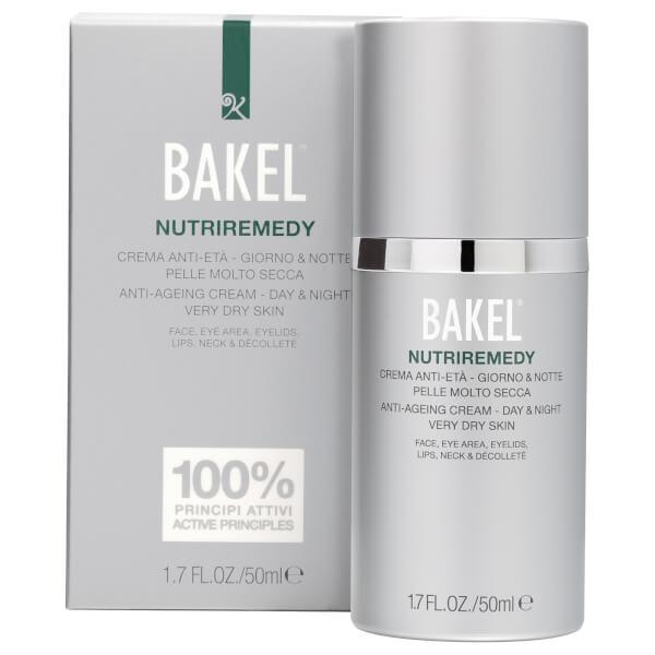 BAKEL Nutriremedy 24H Comfort Cream Very Dry Skin (1.7 oz.)
