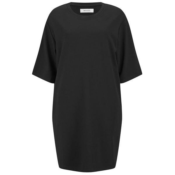 Ash Women's Ashes T-Shirt Dress - Black