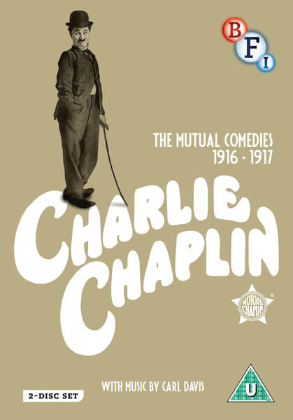 Charlie Chaplin: The Mutual Films Collection
