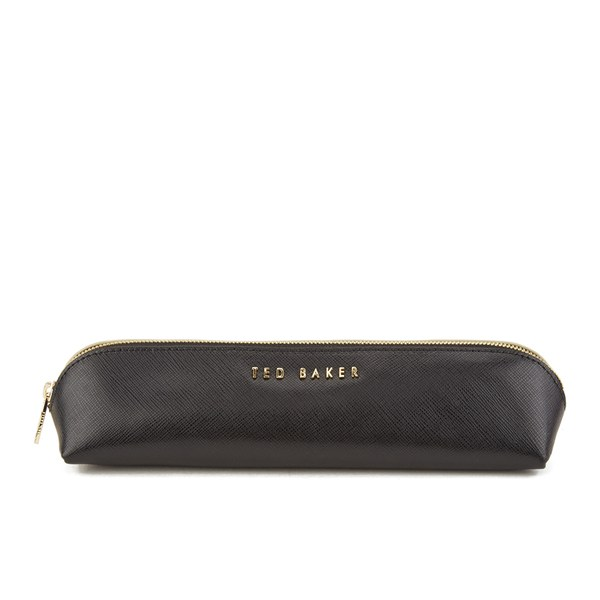 Ted Baker Oona Colour Block Dome Pencil Case Black