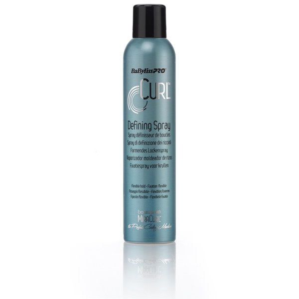 BaByliss PRO Curl spray définissant