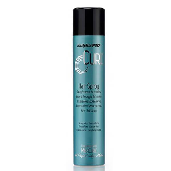 BaByliss PRO Curl spray tenue forte