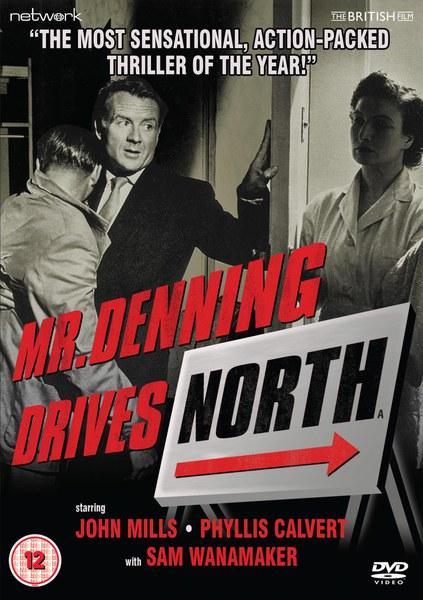 Mr Denning Drives North