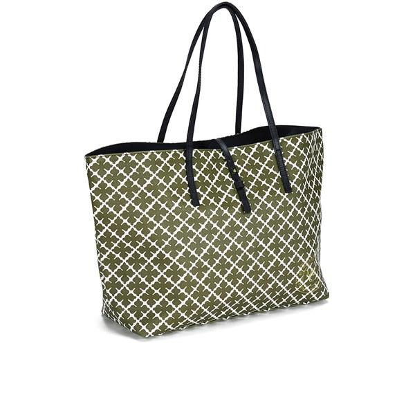 e459baa8ea3d By Malene Birger Women s Grineeh Printed Tote Bag - Khaki  Image 2