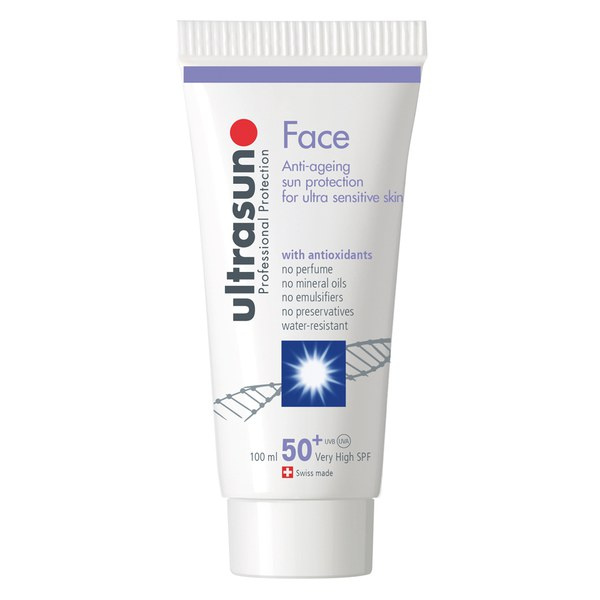 Ultrasun Professional Protection Sun Lotion SPF 50+ (100ml)