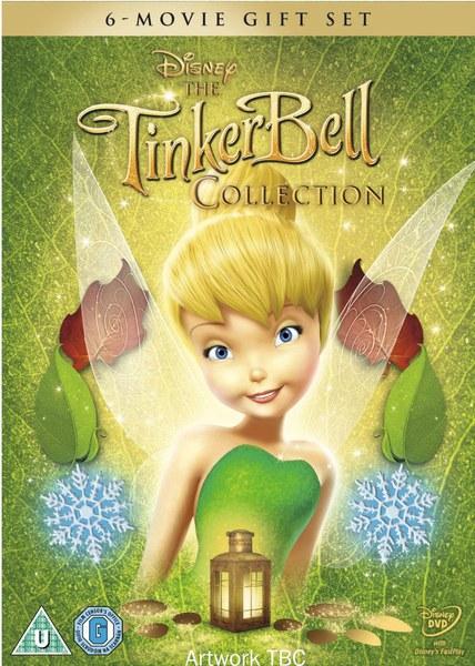 Tinker Bell 6 Movie Box Set