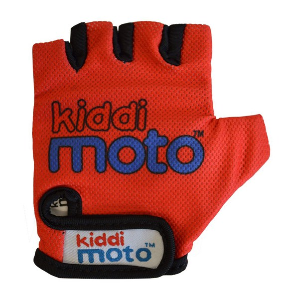 Kiddimoto Gloves - Red