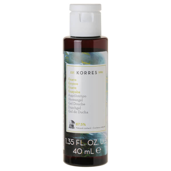 KORRES Guava Shower Gel (40 ml)
