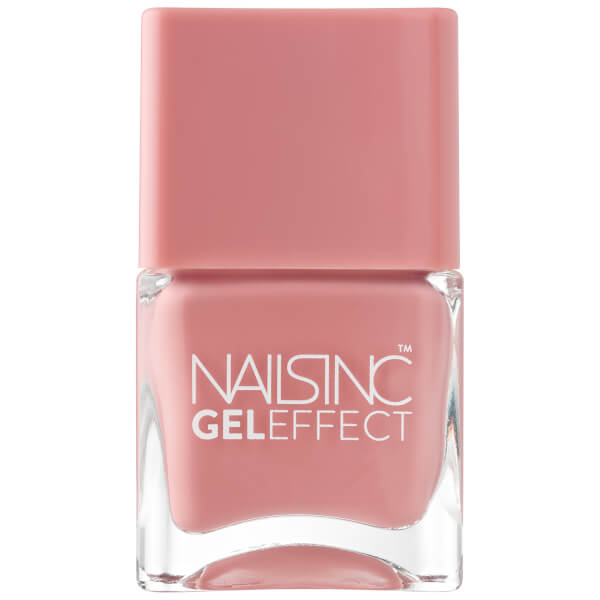 nails inc. Uptown Gel Effect Nail Varnish (14ml)