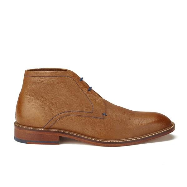 e83f79309af00 Ted Baker Men s Torsdi 2 Leather Desert Boots - Tan  Image 1
