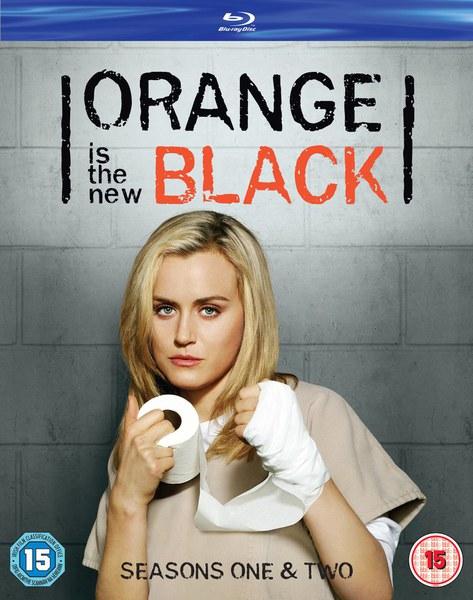 Orange is the New Black Temporadas 1 y 2