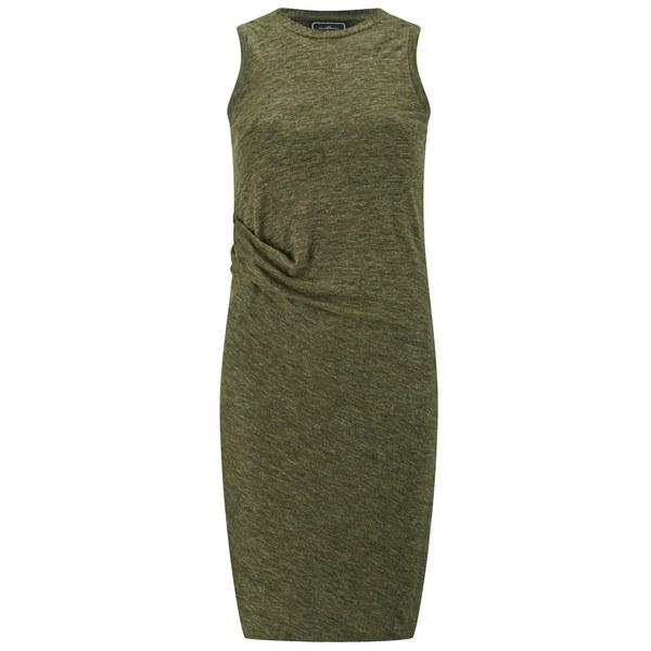 By Malene Birger Women's Niamo Midi Dress - Khaki
