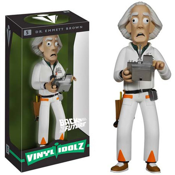 Back to the Future Doc Emmett Vinyl Sugar Idolz Figure
