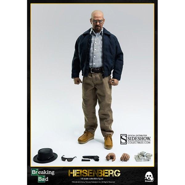 ThreeZero Breaking Bad Heisenberg 1:6 Scale Figure
