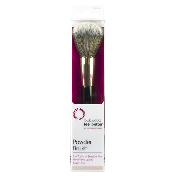 Look Good Feel Better Powder Brush.