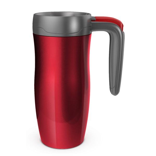contigo randolph autoseal travel mug 470ml red iwoot. Black Bedroom Furniture Sets. Home Design Ideas