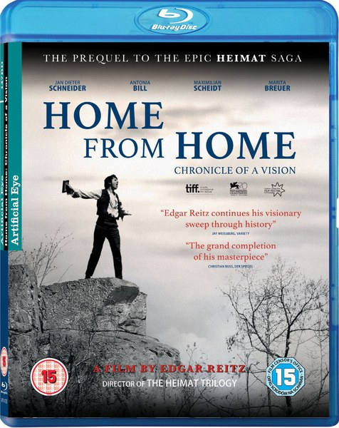 Home From Home - A Chronicle of a Vision