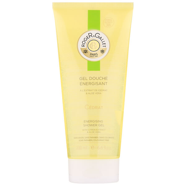 Roger&Gallet Citron Shower Gel 200 ml