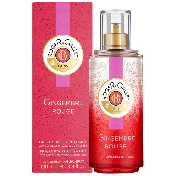 Roger&Gallet Gingembre Rouge Eau Fraiche Fragrance 100 ml
