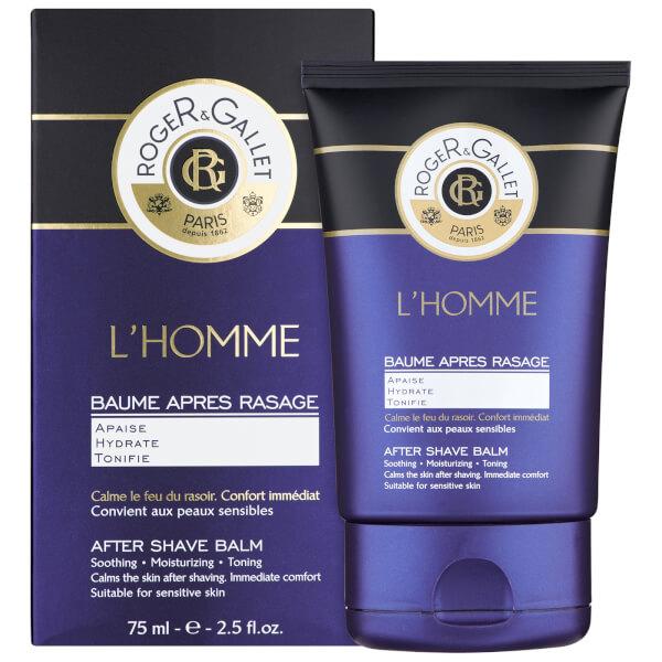 Roger&Gallet L'Homme After Shave Balm 75 ml