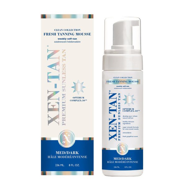 Xen-Tan Fresh Tanning Mousse (236 ml)