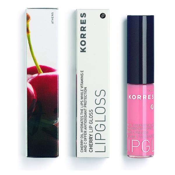 KORRES Cherry Lip Gloss
