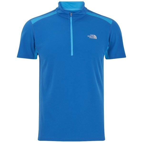 453b05ad67c The North Face Men s GTD Running 1 4 Zip Running Flashdry T-Shirt ...