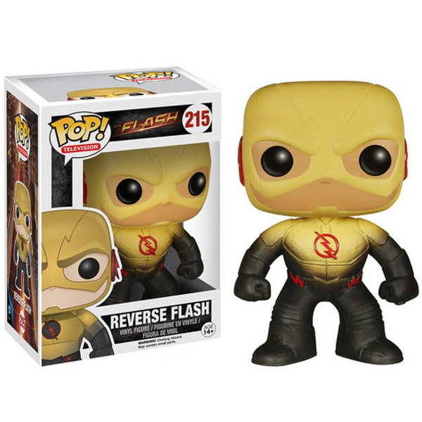 Figurine Pop! Reverse Flash DC Comics Flash