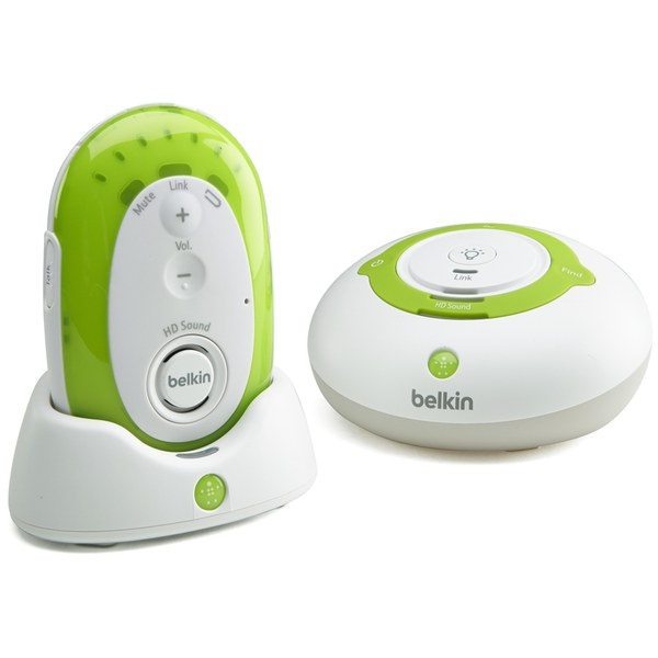 956f62e94e7 Belkin 200 Baby Monitor with Night Light and Talk Back Electronics ...