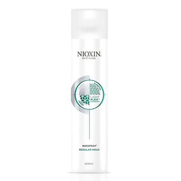 Nioxin Spray Regular Hold (400 g)