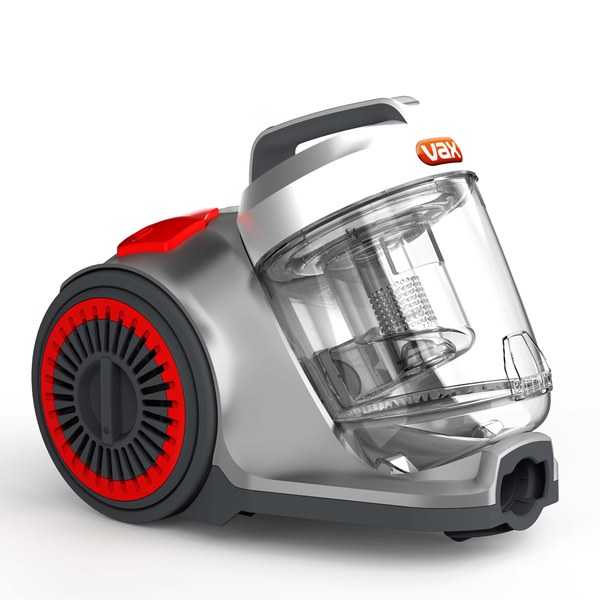 Vax Vrs204 Vx3 Pet Cylinder Vacuum Cleaner 800w Homeware