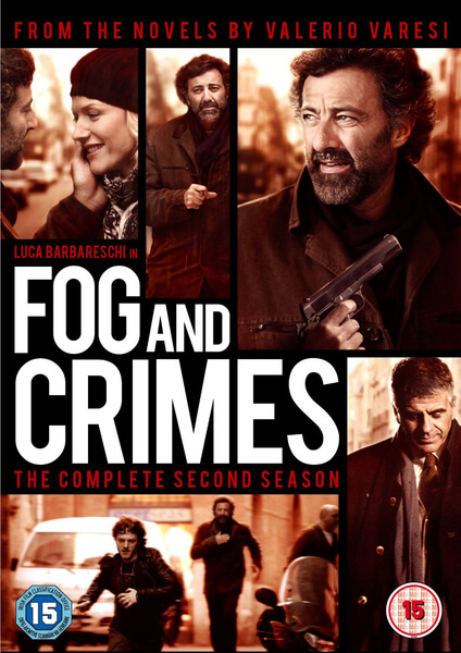Fog & Crimes Season 2