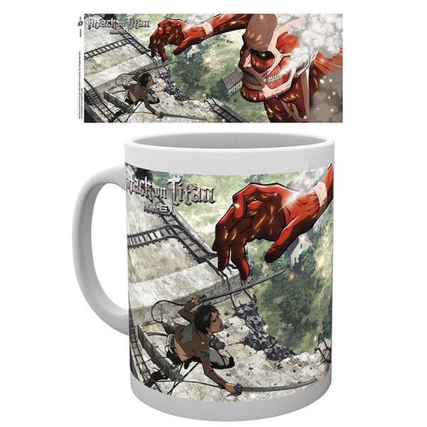 Attack on Titan Titan Mug